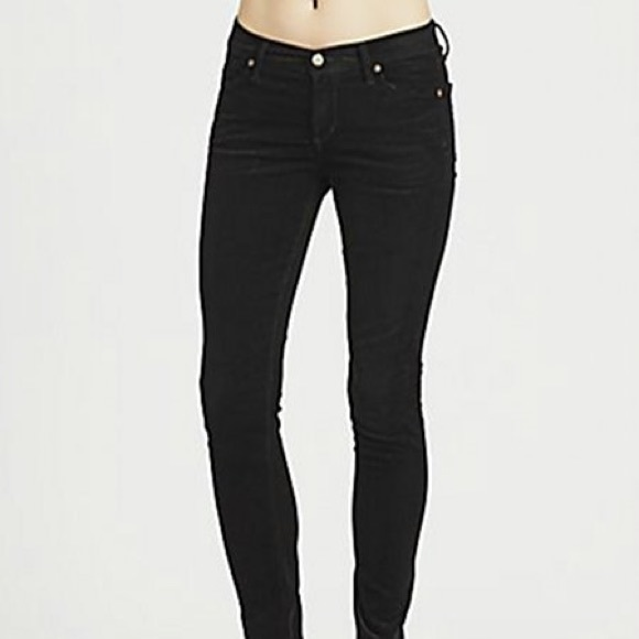 Citizens Of Humanity Denim - Citizens of Humanity Ava black jeans